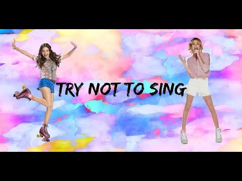 Try Not To Sing | Soy Luna & Violetta