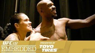 UFC 232: Embedded - Episódio 6