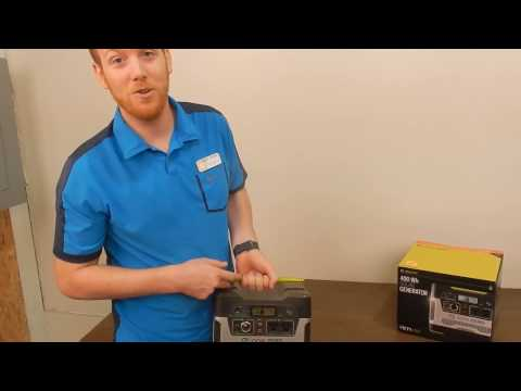 Goal Zero Yeti 400 Backup Generator Review