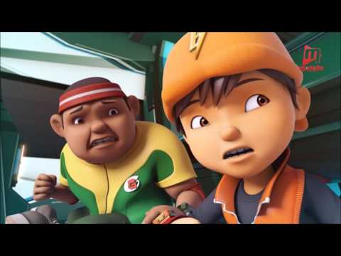 Boboiboy Galaxy Episode 7 FULL
