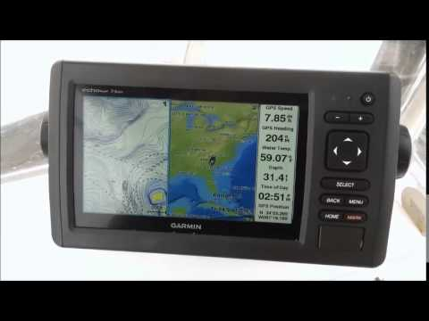 hqdefault garmin 73dv chartplotter sonar combo youtube  at gsmx.co