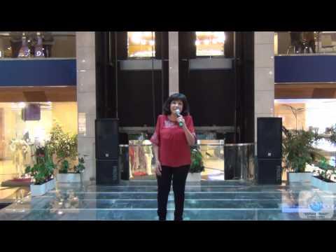 """Flora Kerimova Xalq Artisti AZURE Shopping Centre""""Qafqaz-Media"""" İBnin  xeyriyyə konserti"""
