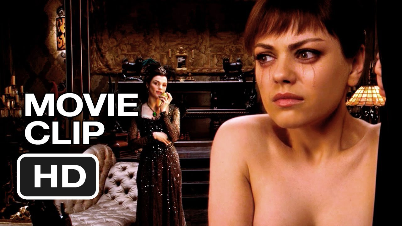 OZ the Great and Powerful Movie CLIP - Theodora's ...