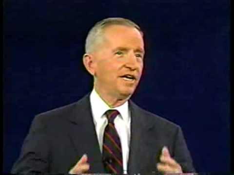 Giant Sucking Sound - Ross Perot 1992 Presidential Debate.flv