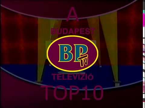 A Budapest TV TOP10 mp3 letöltés