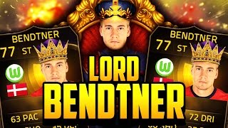 FIFA 15 - IF BENDTNER - THE LORD SHALL SMITE YOU DOWN! - FIFA 15 ULTIMATE TEAM