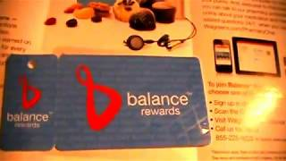 Walgreens  Balance Rewards Card  very fast to sign up for Thumbnail