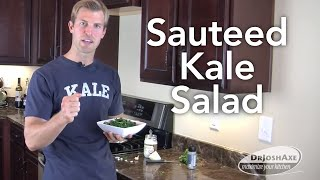 Sauteed Kale Salad