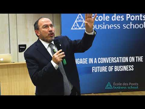 Digital Business Transformation | Tawfik Jelassi | Future Of Business Forum