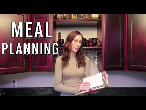 Meal Planning Trilogy Series: Ep 1 Overview and How to | TASTY TUESDAY