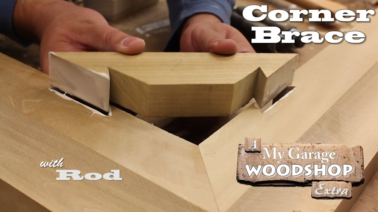 Making Corner Braces