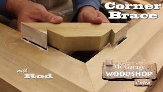 Making Corner Braces
