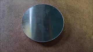 アルミの加工(分厚い製品と心構え)