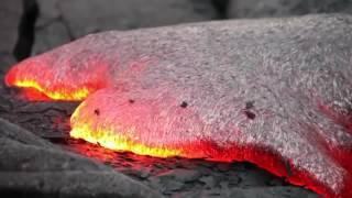 Điều gì sẽ xảy ra khi cho chân vào dung nham của núi lửa?