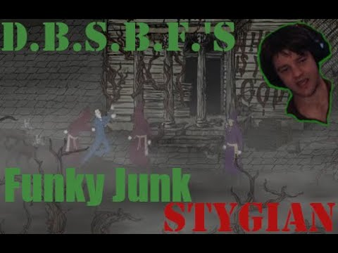 Funky junk | Stygian: Reign of the Old Ones |