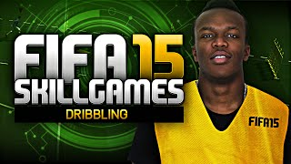 FIFA 15 SKILL GAMES - DRIBBLING(So,,,Today...I'm doing Skill games...PLEASE DONT DISLIKE :((((((((( FIFA 15 Coins http://www.mmoga.com/KSI - Instant! Cheap! Twitter: ..., 2015-04-29T22:55:14.000Z)