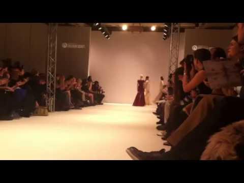 Georgia Hardinge AW12 Finale at London Fashion Week