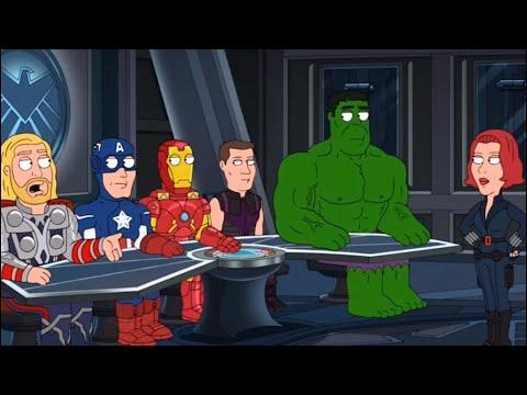 Family Guy - The Avengers