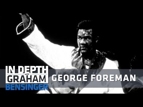 George Foreman: I wanted to kill Muhammad Ali