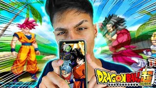 DBS Final Tournament: O JOGO DO DRAGON BALL SUPER ! ‹ Ine ›