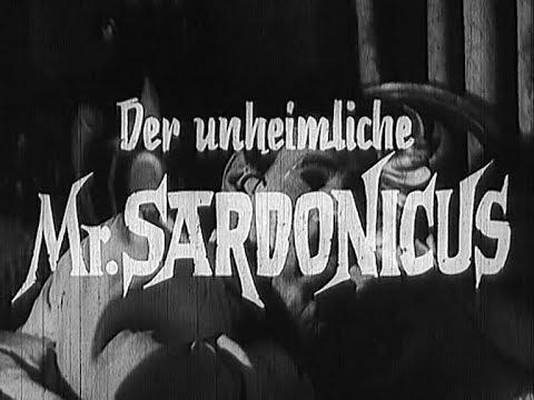 Der Unheimliche Mr. Sardonicus (1961) - DEUTSCHER TRAILER