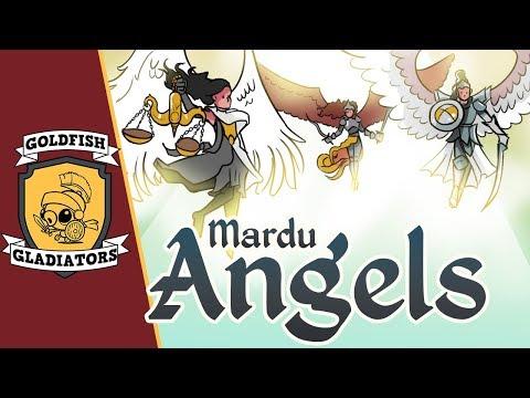 Goldfish Gladiators: Mardu Angels (Standard, Magic Arena)