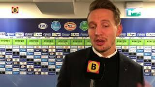 PSV-spits Luuk de Jong vindt zijn omhaal tegen FC Utrecht zijn mooiste doelpunt ooit