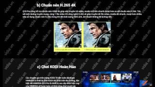 Đầu phát 4K Himedia Q10 PRO