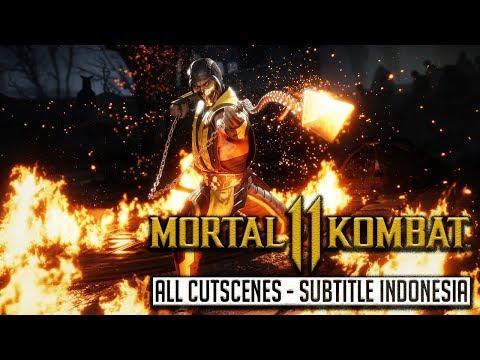 Mortal Kombat 11 (MK11) All Cutscenes Film Subtitle Indonesia