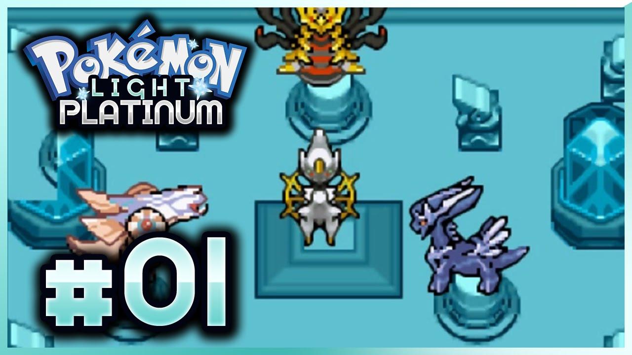 Pokemon Light Platinum No Kbh Games Gamesworld