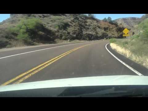 AZ Scenic Drive- Globe to Show Low (2/2)