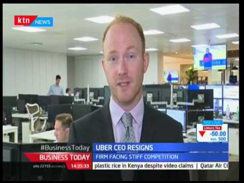 Uber CEO resigns : Kalanick was under pressure to Bolt