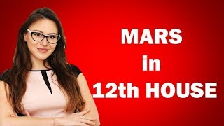 Mars in the 12th Houses in the Birth Horoscope. The Guerrilla & Spiritual Warriors
