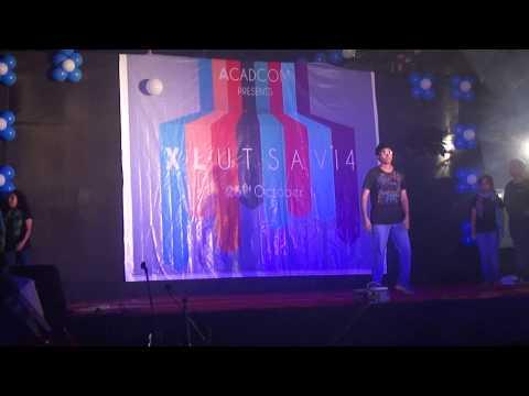 XL Utsav 2014 Dracula's Performance