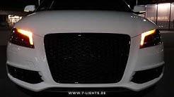 Audi A3 8p Dynamischer Blinker