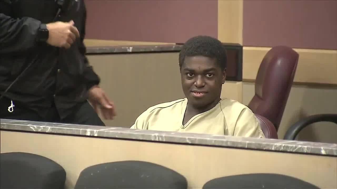 Rapper Kodak Black gets 3-year prison sentence in weapons case