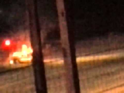 Jay Gordon Fire-Charleston speedway