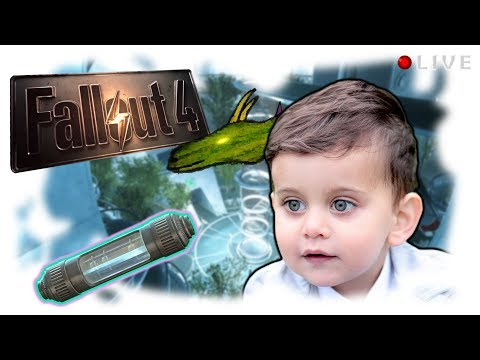 Meeting my son Shaun in Fallout 4 - Virgil's serum - Fallout 4  finale - Final (story) mission?