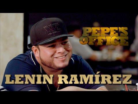 LENIN RAMIREZ Y ANGEL DEL VILLAR EN CONFIANZA - Pepe's Office
