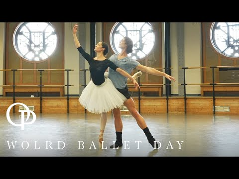 World Ballet Day 2020 at the Paris Opera
