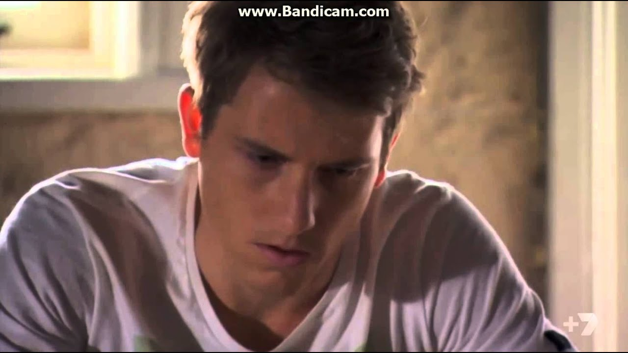 Home And Away Zac Evie And Oscar Find Out Denny Is Dead