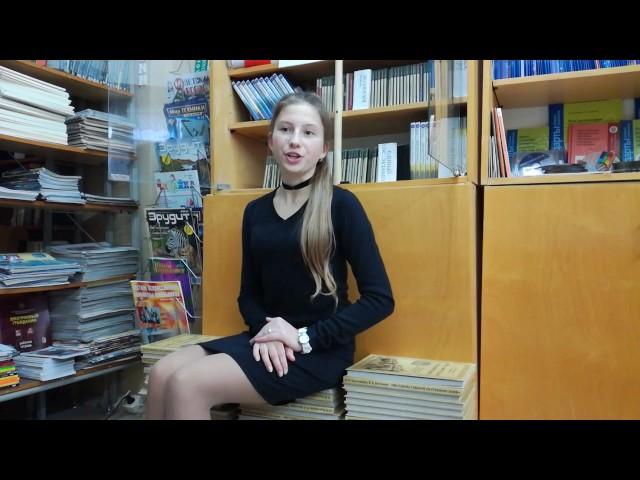 Изображение предпросмотра прочтения – ЛилианнаБулимова читает произведение «Скворец» И.А.Крылова