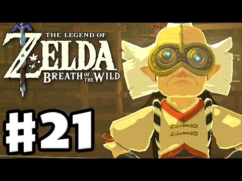 Akkala Ancient Tech Lab! - The Legend of Zelda: Breath of the Wild - Gameplay Part 21