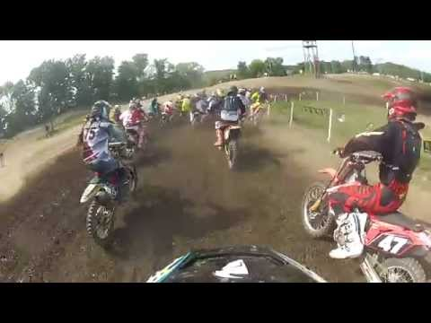 2014|Malvern Mx|Battle for Ohio|Open c moto 1