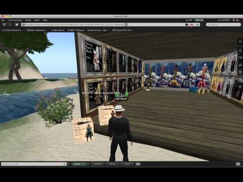 second-life-medieval-avatar-setup