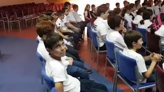 В школе Сафинат проходят мероприятия, связанные с Днем Единения народов Дагестана