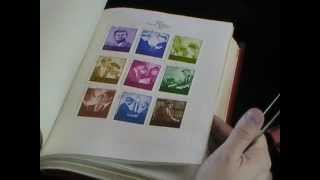 World Stamp Collection - in 39 stamp albums!