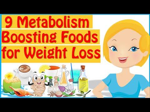 9 Metabolism Boosting Foods, Metabolism Boosters