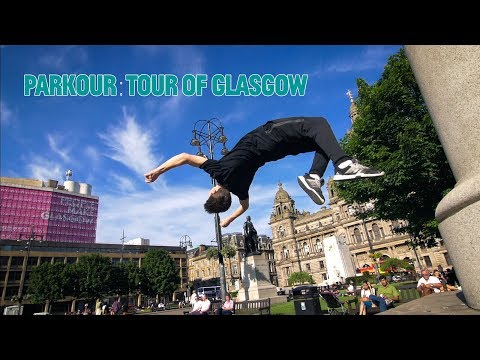 Parkour: Tour of Glasgow