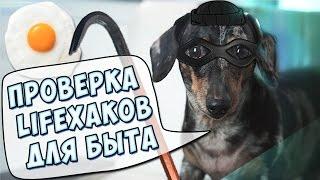 ПРОВЕРКА ЛАЙФХАКОВ С канала OUR VIDOS TV и GopherVid - вскрываем!